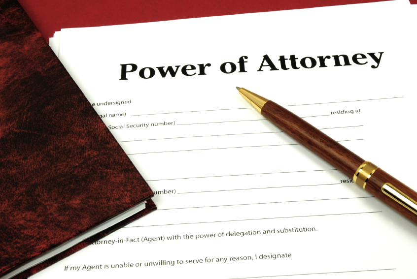 Estate Planning Power Attorney Minor Children